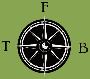 custom made compass logo